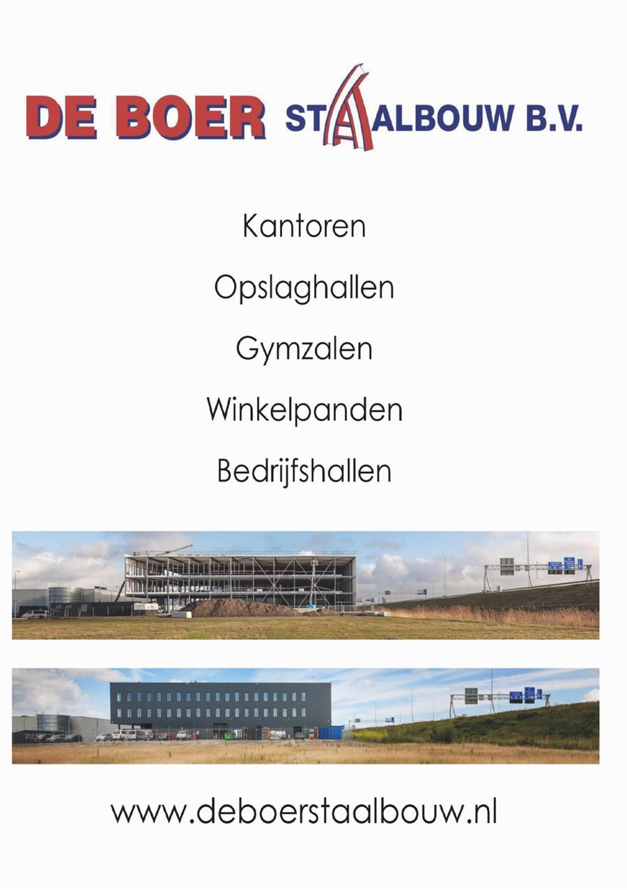 De Boer Staalbouw Hondensport Hoogkerk w
